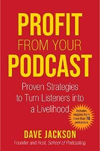 Profit from Your Podcast – okładka